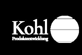 Kohl Logo white